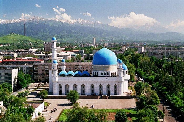 Мечеть в алматы фото дня