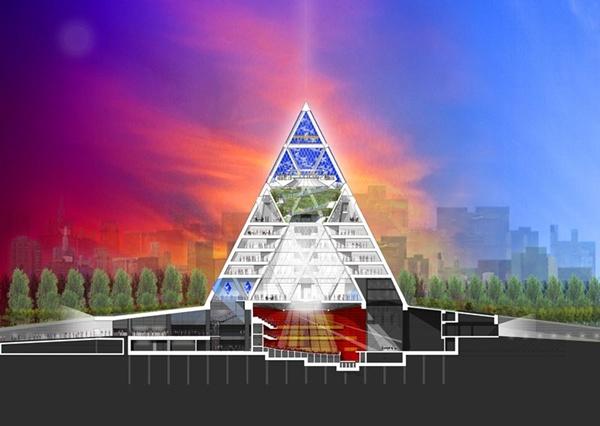 Пирамида астана фото дня