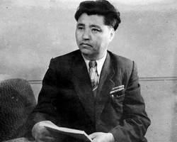 1974-й - член Союза писателей Казахстана