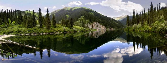 Озеро кульсай фото дня
